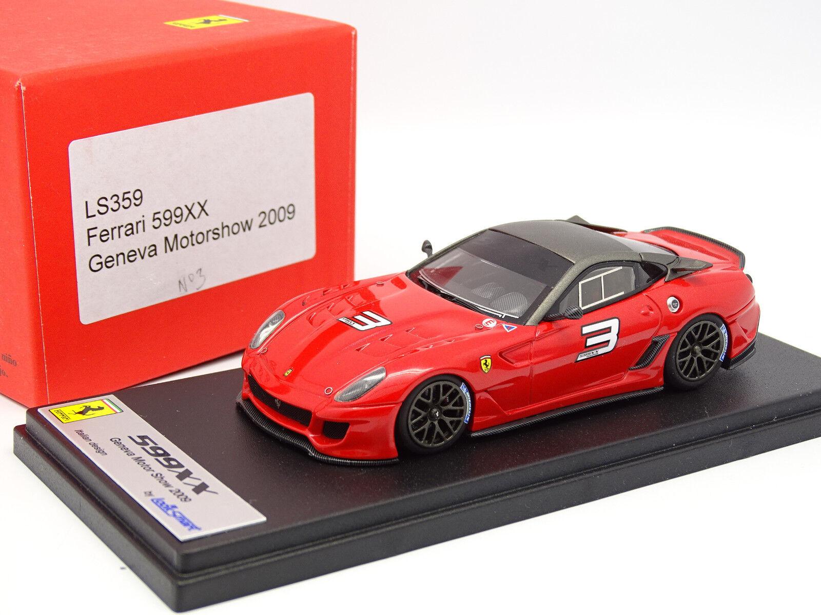 Looksmart 1 43 - Ferrari 599XX Geneve Motorshow 2009