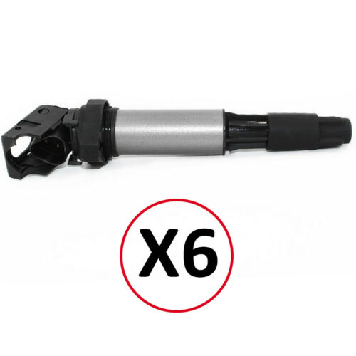 bobine d/'allumage cylindre 6  piece de remplacement bmw 0495289,1712219,1712223