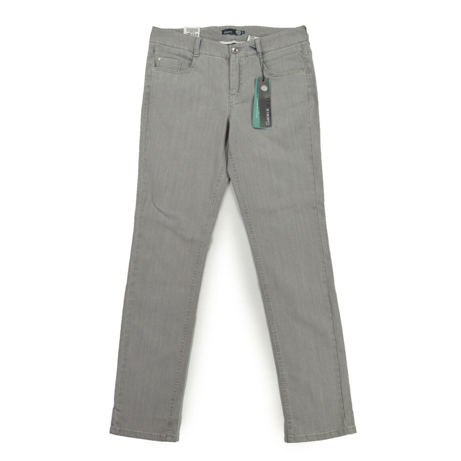 Alelier Gardeur Donna Pantaloni Tg. 38 w33 l31 Zuri JEANS STRECH donna pants trousers