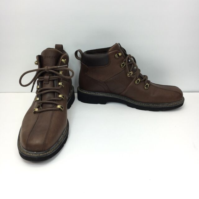 Rockport Duck Mens BOOTS Brown A12326