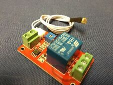 12V car Led light control photoresistor relay module light detection sensor c2
