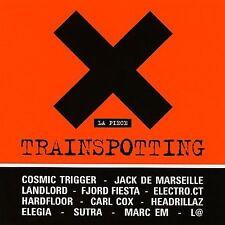 New: Marc Em & L@, Carl Cox, Jack De : Trainspotting: La Piece Import Audio CD