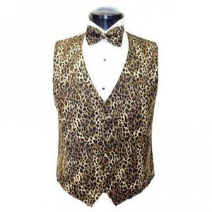 Brown-Leopard-Tuxedo-Vest-and-Bowtie