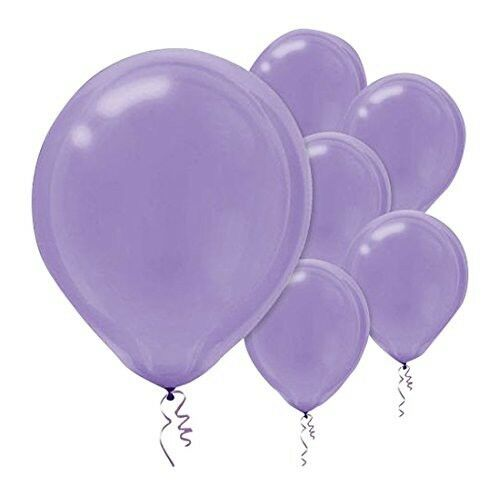 12cm NEW PURPLE LATEX BALLOONS PACK 10  PARTY DECORATIONS BIRTHDAY BABY SHOWER