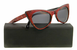 NEW-Andy-Wolf-Sunglasses-AW-Rosa-Roth-Red-C-53mm