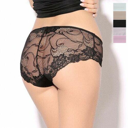 1 PC 100/% Silk Women/'s Lace Panties Briefs Underwear Lingerie M L XL SG011