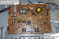 Repair Service BA01P0F0103  2/3/4/5 Power Supply LC401EM2F 40MF401B/F7 LC407EM1