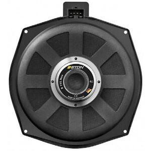 bmw underseat subwoofer bass for bmw 3er e90 e91 e93 f30. Black Bedroom Furniture Sets. Home Design Ideas