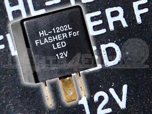 Lastunabhaengig-Blinkrelais-LED-geeignet-12V-0-02-20A-3Polig-Flasher-Blinker-NEU