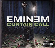 CURTAIN CALL 2 CD DELUXE EDITION EMINEM Elton John Notorious B.I.G. Nate Dogg