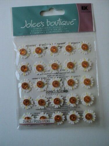 Para ver * EK Success Jolee/'s Boutique Margaritas Repite Pegatinas BNIP