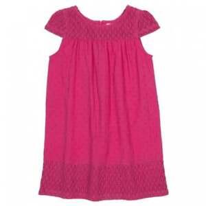 Kite Clothing Baby//Toddler Organic Cotton Dress Berry Ditsy