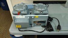Dental Lab Vacuum Pump, 230V, Gast Oil-Less Model: DAA-V153-ED