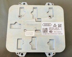 Steuergerät Hella 4H0941329A AUDI A6 C7 A7 A8 New Leistungsmodul Led Matrix Neu