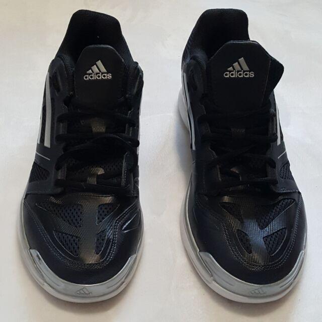 Adidas Sz 12.5 Mens AdiZero Crazy Light Volley Pro BlackGray Q33952 CLU 600001