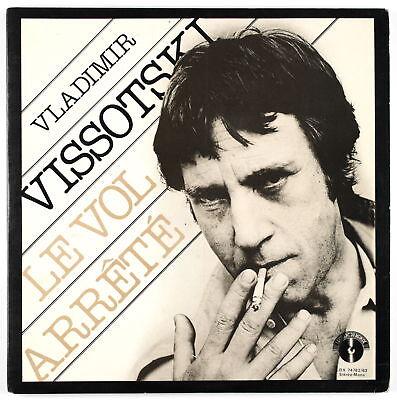 VLADIMIR VISSOTSKI - Le vol arrêté - Double LP | eBay