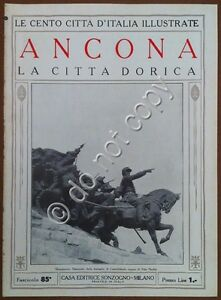 Le-cento-citta-d-039-Italia-illustrate-n-85-Ancona-La-citta-dorica