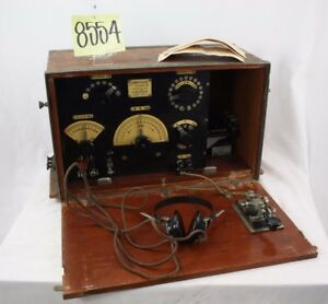 Details about WW2 JAPANESE FIELD HEADQUARTERS RADIO/MORSE CODE MACHINE  EXTREMELY RARE