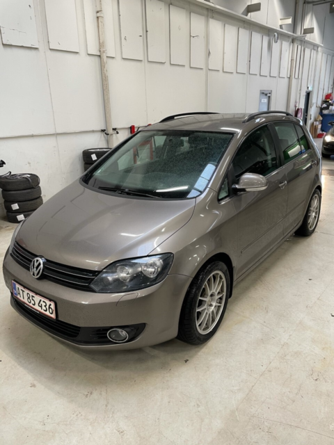 VW Golf Plus, 1,4 TSi 122 Comfortline, Benzin, 2009, km…