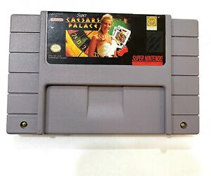Super-Caesars-Palace-SNES-Super-Nintendo-Game-Tested-Working
