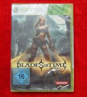 Blades Of Time, Xbox 360 Spiel, Neu, Deutsche Version