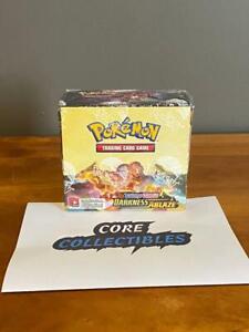 Pokemon-SWSH3-Sword-amp-Sheild-Darkness-Ablaze-36ct-BOOSTER-BOX-SEALED-IN-HAND