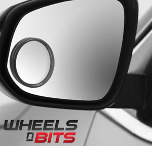 BMW 3,5-8 Serie X1 X3 2x 5cm Selbstklebend Rundes Toter Winkel Rückfahrwarner