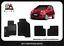 miniatura 1 - Tappeti tappetini Fiat Panda 312 in moquette battitacco in plastica set 4 pezzi