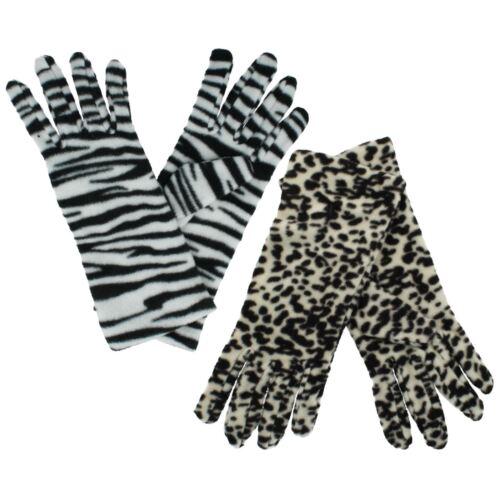 GL252 Damen Rjm Accessories Tiermuster Handschuhe Style