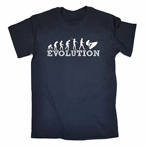 JETSKI EVOLUTION OF MAN UNISEX SWEATER MENS WOMENS LADIES GIFT JETSKIING