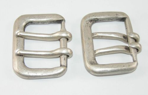 1 Schließe  Gürtelschnalle Schnalle  3,9 cm altsilber  rostfrei 08.107/783