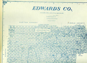 Details about Old Edwards County Texas General Land Office Owner Map on map of twitty texas, map of hondo texas, map of sanderson texas, map of mason county texas, map of richardson texas, map of camp wood texas, map of rancho viejo texas, map of real county texas, map of meridian texas, map of tarrant county texas, map of mcallen texas, map of yancey texas, map of redwater texas, map of weatherford texas, map of runge texas, map of langtry texas, map of taylor texas, map of sulphur springs texas, map of pyote texas, map of the hill country texas,