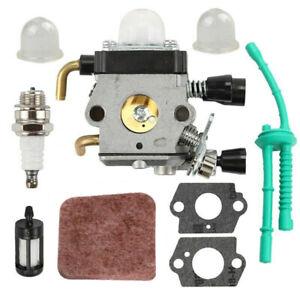Carburateur-1set-pour-Stihl-FS38-FS45-FS46-FS55-KM55-FS-85-Filtre-a-essence