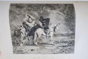 Complexé Sahara Et Sahel Un été Dans Le Sahara - Une Année Dans Le Sahel. 1887