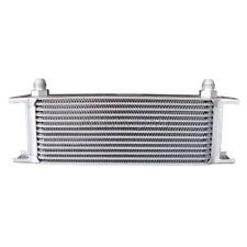 "Universal Al Engine Oil Cooler 13 row AN 8 Hi Performance 13""x4""x2"""