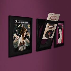 Play & Display Flip Frame with UV Protection perfect for Records
