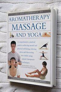 Encyclopedia-of-Aromatherapy-Massage-amp-Yoga-by-Mehta-McGilvery-Hardback