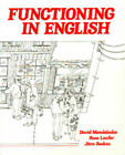 Functioning in English: Student's Book by Rose Laufer, Jura Seskus, David Mendelsohn (Paperback, 1992)