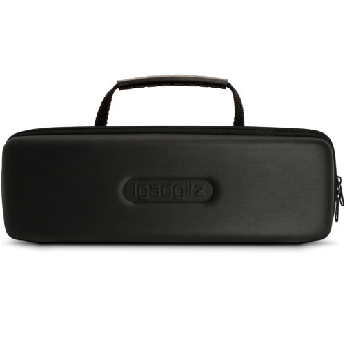Black EVA Carrying Hard Case for Amazon Echo /& Echo Plus Travel Protective Pouch