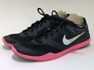 c5555715 Nike Studio Trainer 2 Shoes Women's 10 Athletic Gym Cross Training ...