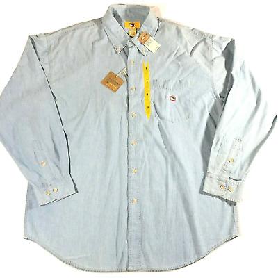 Duck Head Men/'s Casual Long Sleeve Shirt Size Small Regular fit NWT