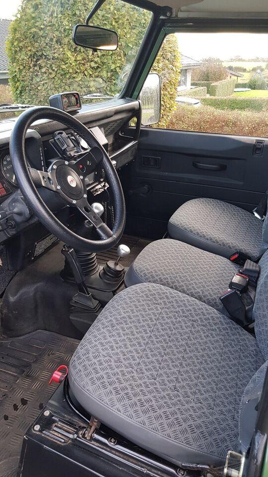 """Land Rover Defender, 2,5 TDi 90"""", Diesel"""
