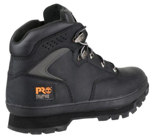 Euro Acero De Timberland Hombres Seguridad Cuero Puntera Botas Hiker Pro Zapatos Z55qPwR