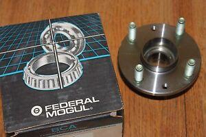 Ford-Escort-Mercury-Tracer-Rear-Hub-Bearing-513030-Federal-Mogul-BCA