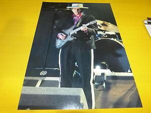 Bob-Dylan-amp-Billie-Joe-Mini-Poster-Colorati-Duplex
