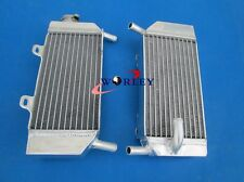 NEW Aluminum radiator FOR HONDA CRF250 CRF 250 CRF250X CRF250R 04 05 06 07 08 09