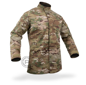 Crye Precision G4 Field Shirt - Multicam - Large Long