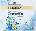 Twinings Calming Camomile 80 Tea Bags (pack of 4 Total 320 Tea Bags)