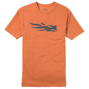 Sitka-Logo-Tee-SS-Burnt-Orange