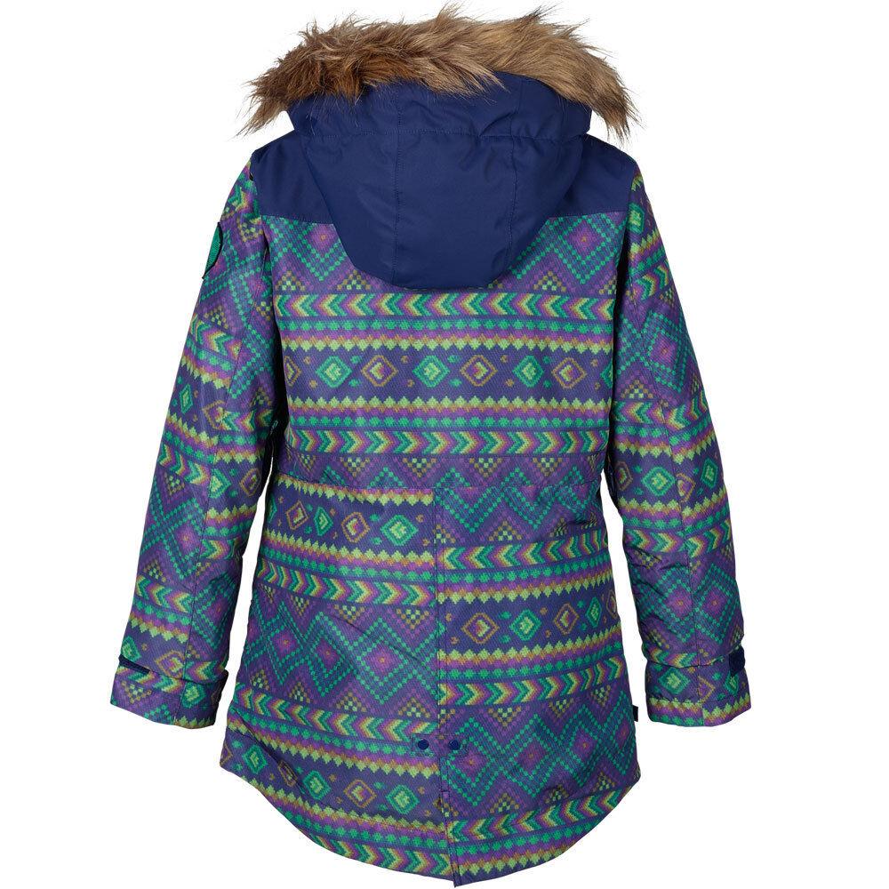 Burton Aubrey Parka Jacke Kinderjacke Kinderjacke Kinderjacke Snowboardjacke Ski-Jacke Winterjacke Inka 2617fb